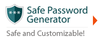 Safe Password Generator